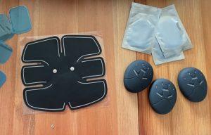 Elettrostimolatore per addominali SIXPACK photo review