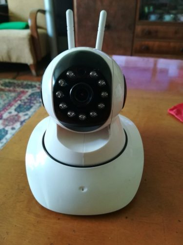 IP Camera photo review