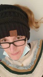 Cappello con buco per coda di cavallo BINI PONYTAIL photo review