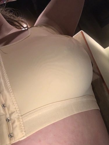 Backs Fit Bra photo review