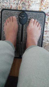 Massaggiatore plantare EMS per favorire la circolazione sanguigna MASSAGE PRO photo review