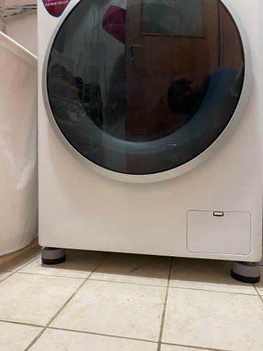 Piedini AntiShake per lavatrice o asciugatrice photo review