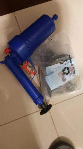 Pompa di scarico ad alta pressione PLUMZY photo review