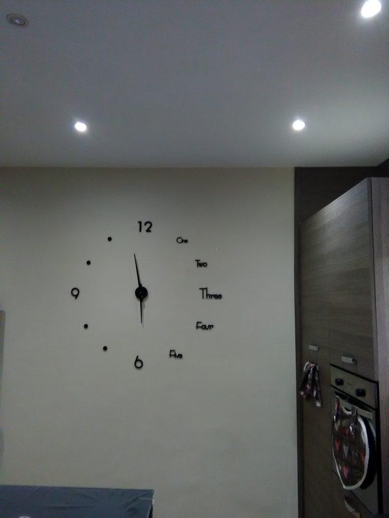 Wall Clock photo review