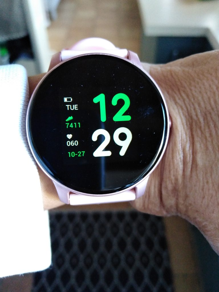 Elegante smartwatch sportivo Timezy photo review