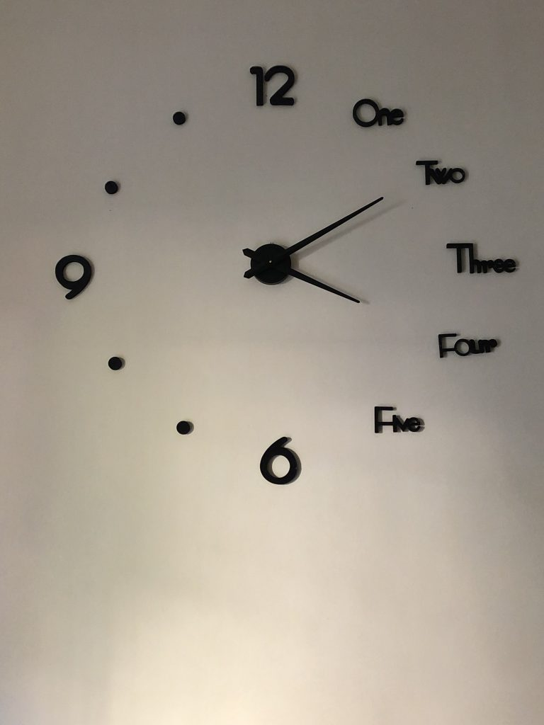Unico orologio da parete TIMELESS photo review