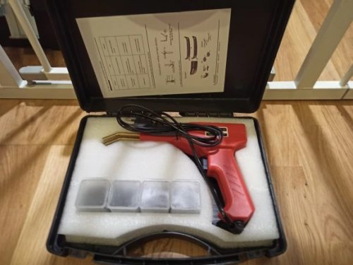Kit di riparazione paraurti per auto photo review