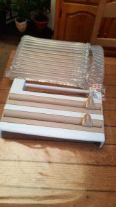 Organizer da cucina con lame nascoste 3 in 1 KOCHE photo review