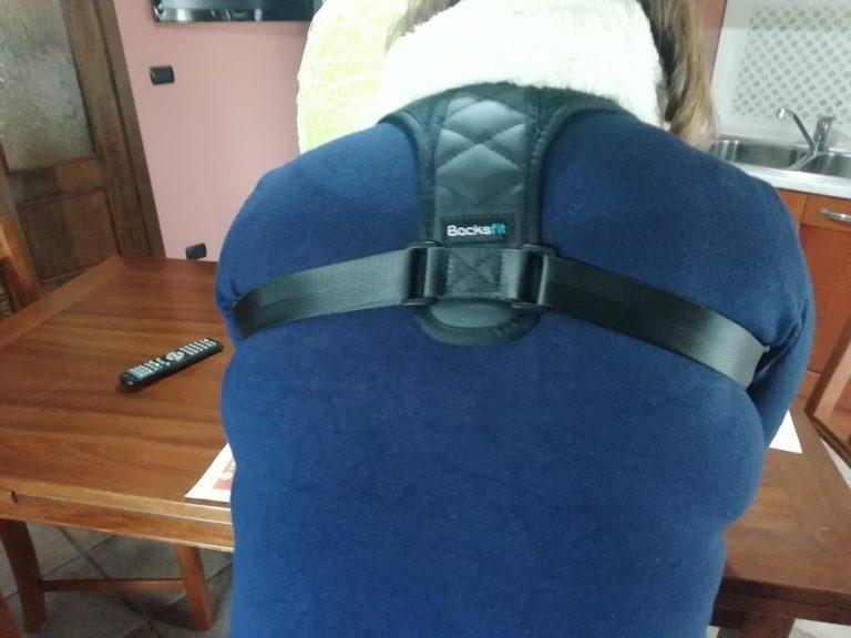 Correttore posturale regolabile BACKFIT photo review