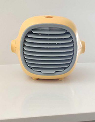 Condizionatore portatile per raffreddare, pulire e umidificare l'aria MINICOOLER photo review