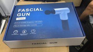 Pistola da massaggio per rilassare i muscoli e nodi profondi RELAX PRO photo review