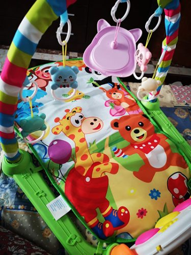 Tappetino da gioco BabyMat photo review