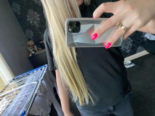 Extension per ottenere i capelli più lunghi e aumentarne il volume EASY HAIR GLAMGIRL photo review